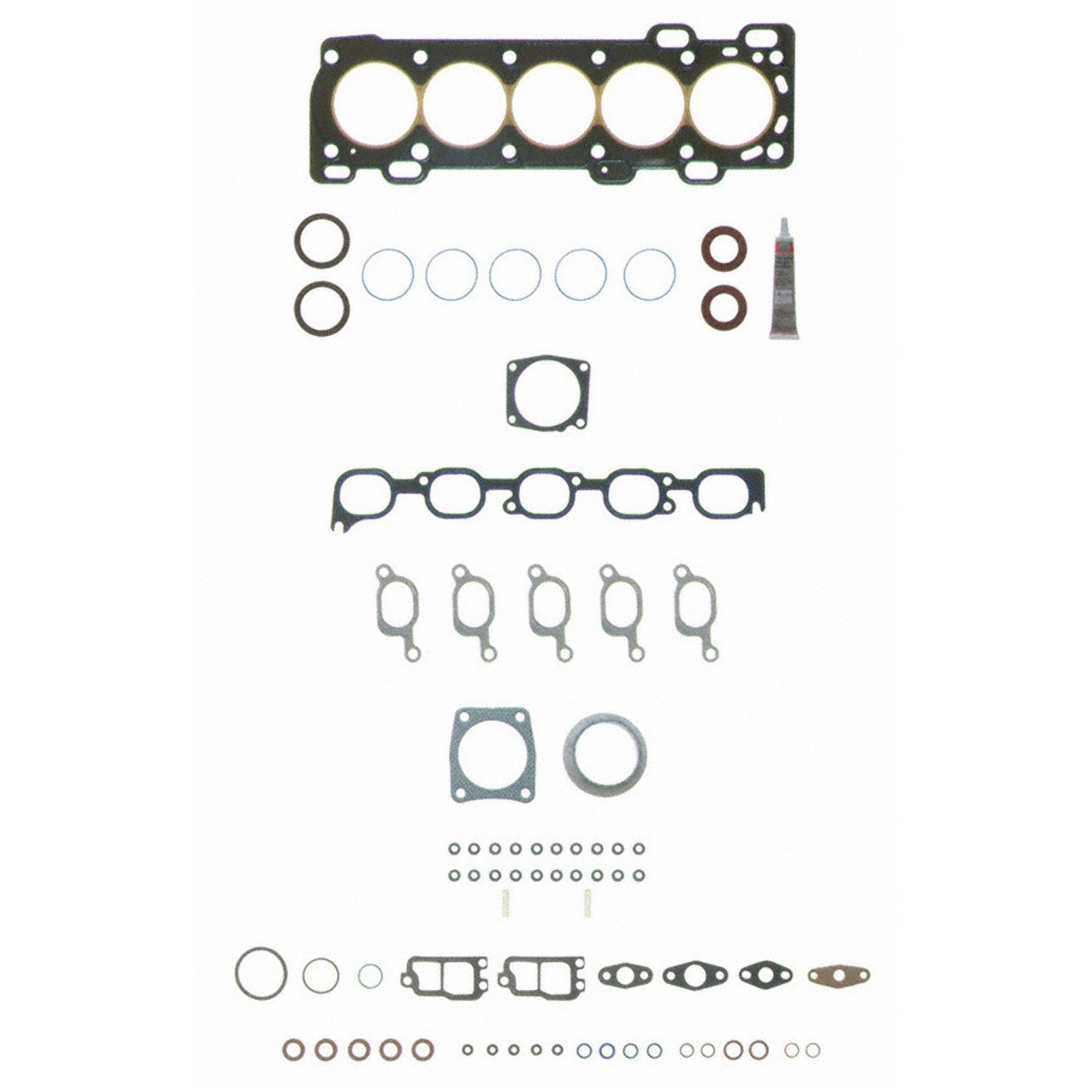 Fel-Pro HS 26323 PT Cylinder Head Gasket Set FelPro HS26323PT Engine xz