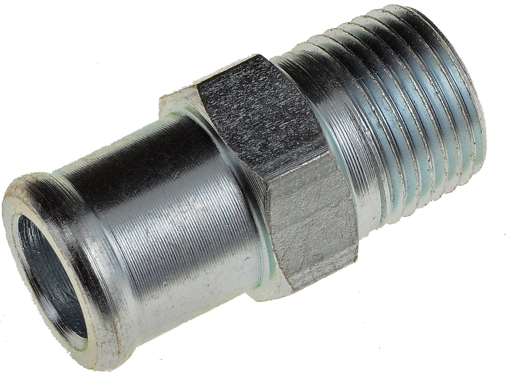 "Dorman HELP Heater Hose Connectors 5//8/"" Hose x 1//2/"" Npt x 1-1//2/"" Long Ni 56356"