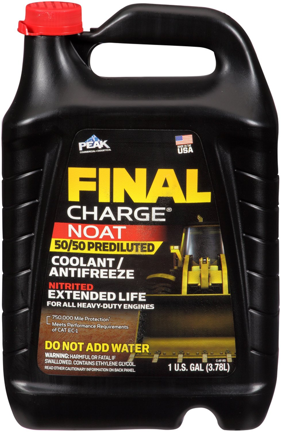 Details about Peak Final Charge Extended Life Antifreeze 50/50 FXA053