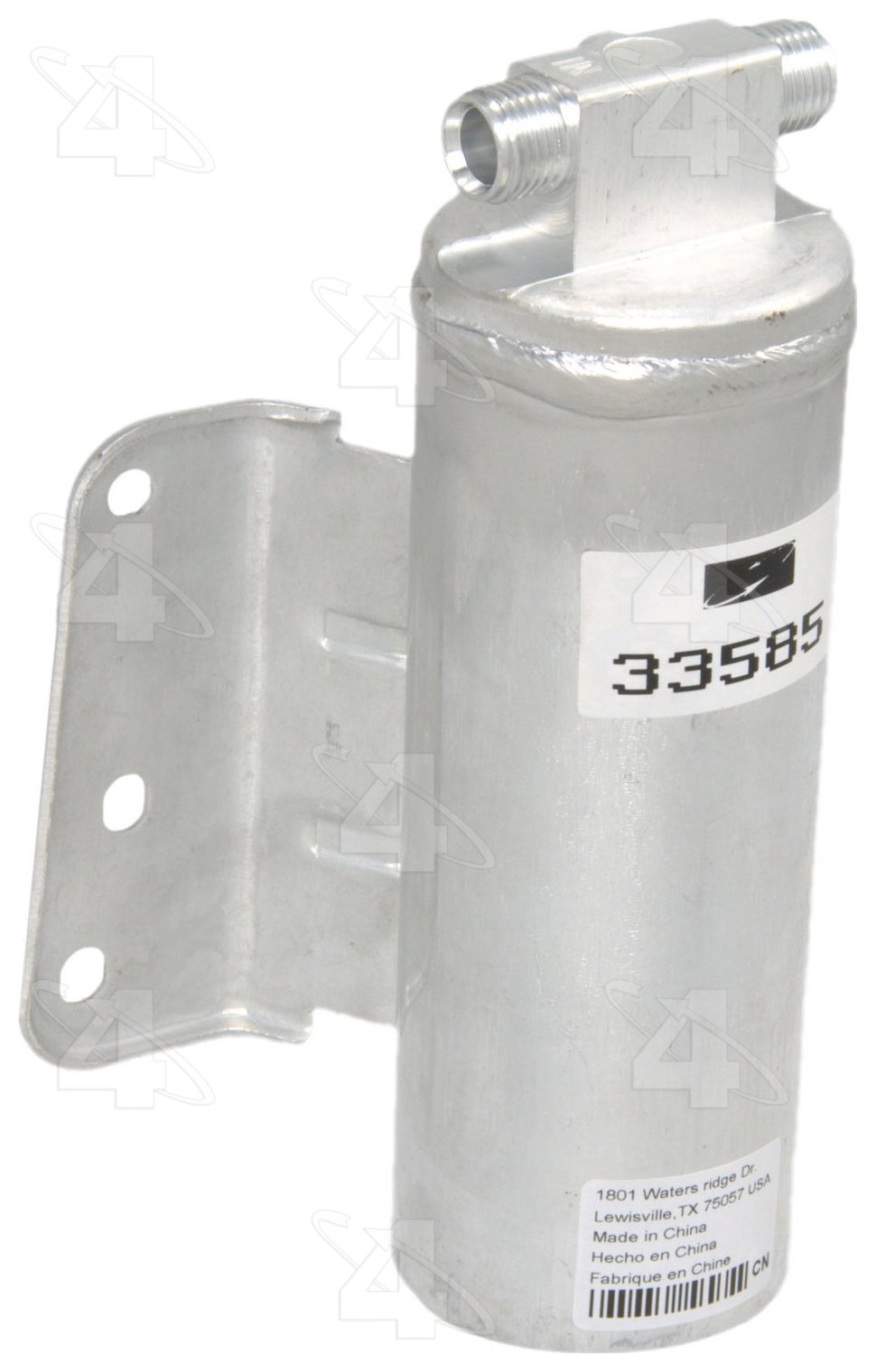 A//C Receiver Drier-Filter Drier 4 Seasons 83242