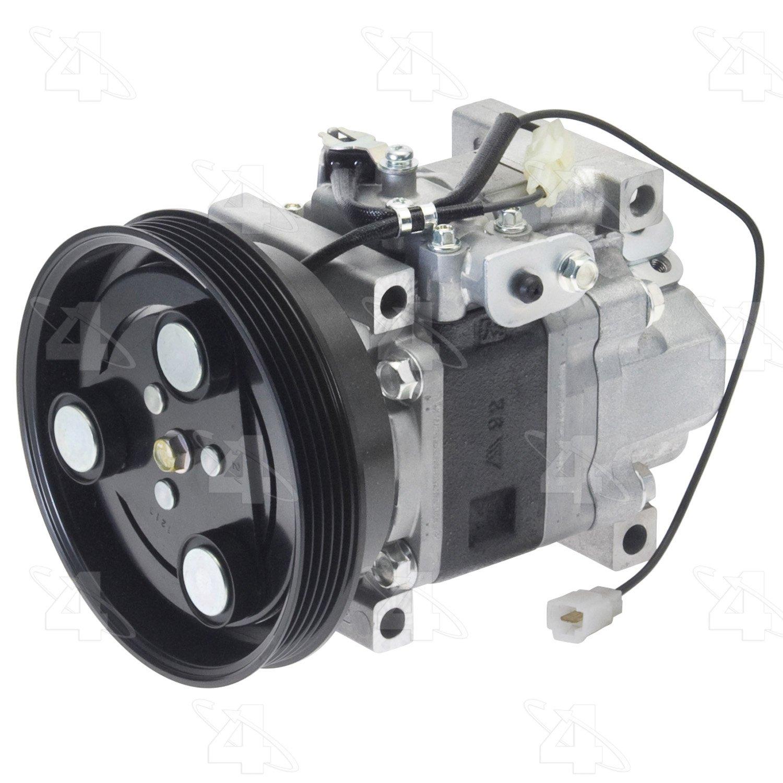 Four Seasons 58948 Lightweight Compressor with Clutch