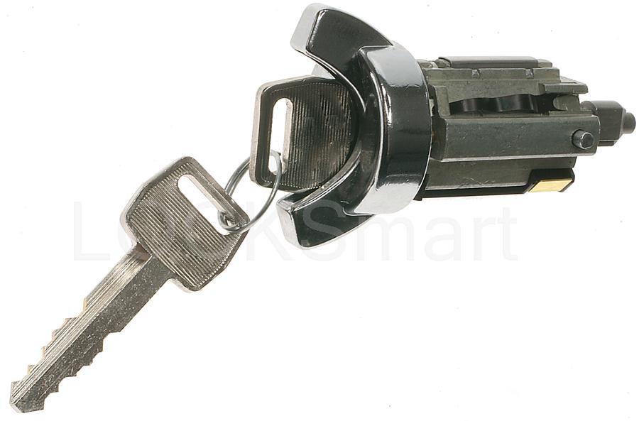 Ignition Lock Cylinder LOCKSMART LC14210 Auto Parts & Accessories ...