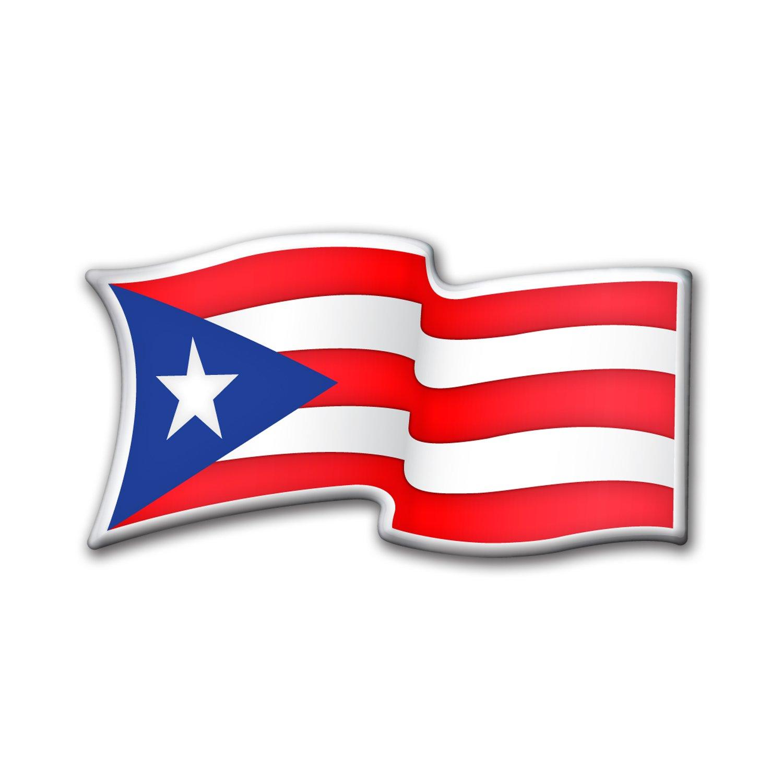 Pilot Automotive Puerto Rico Flag Emblem IP3146   eBay