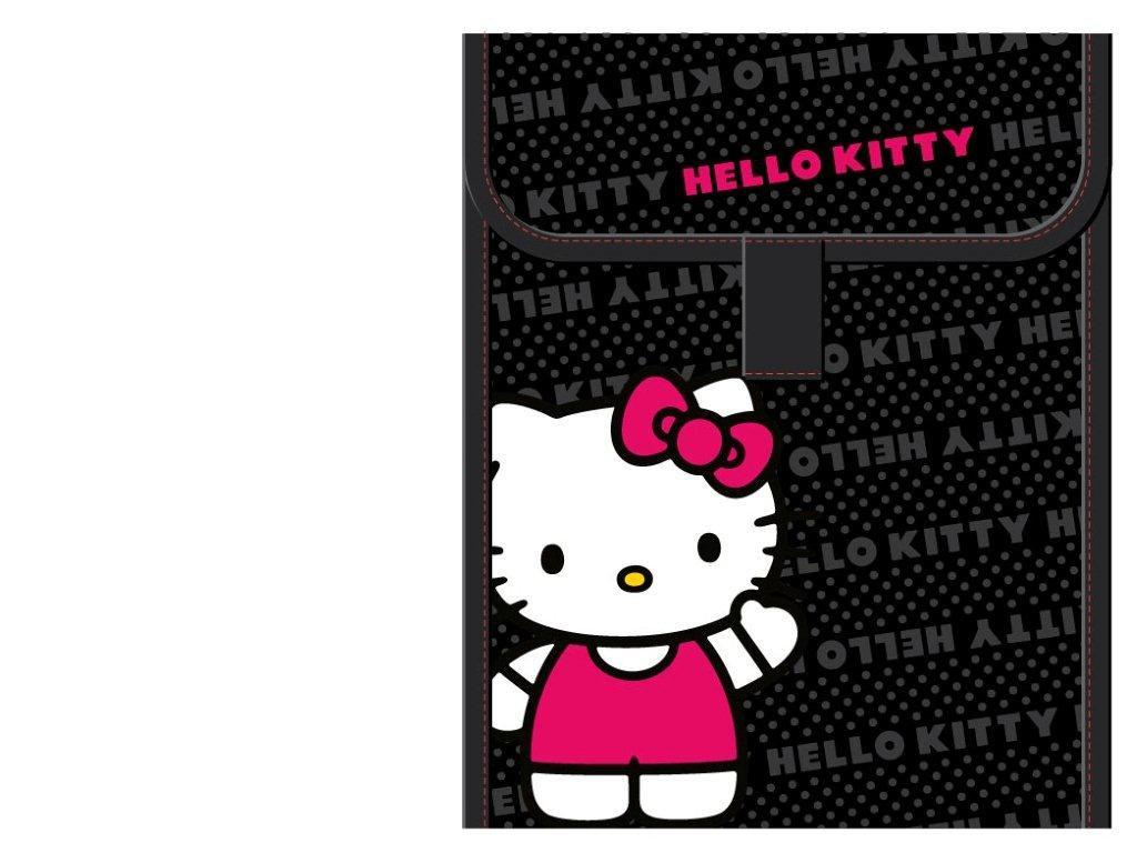 16a9f1a3d Details about Plasticolor Hello Kitty Reusable Trash Bag 006032R01