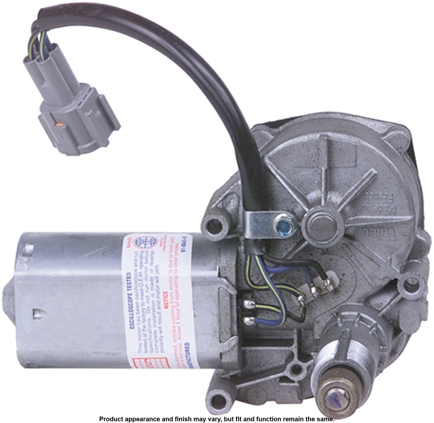Cardone 40-1004 Remanufactured Domestic Wiper Motor