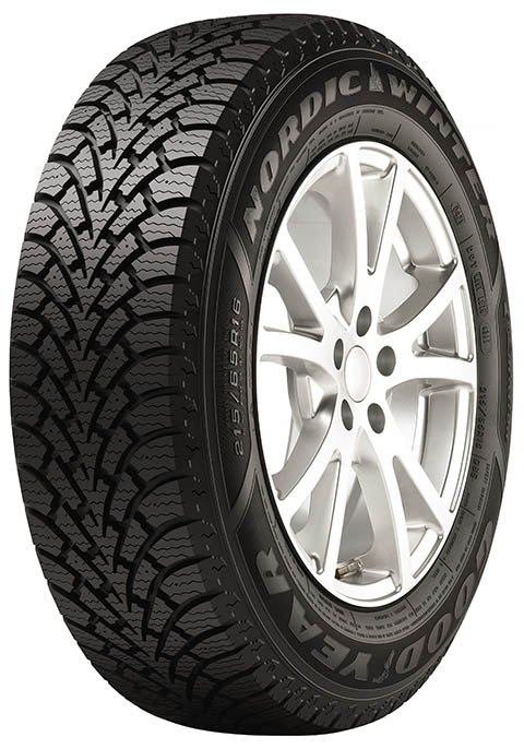 Goodyear Nordic Winter Tire >> Details About Goodyear Nordic Winter 225 65r17 169629354
