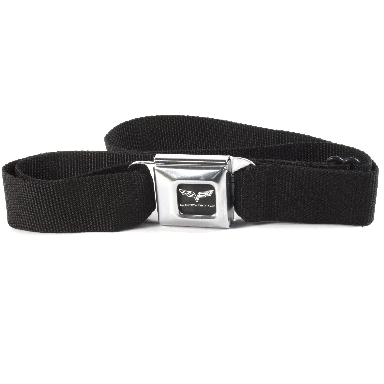 Buckle-Down Seatbelt Belt Mustang Regular