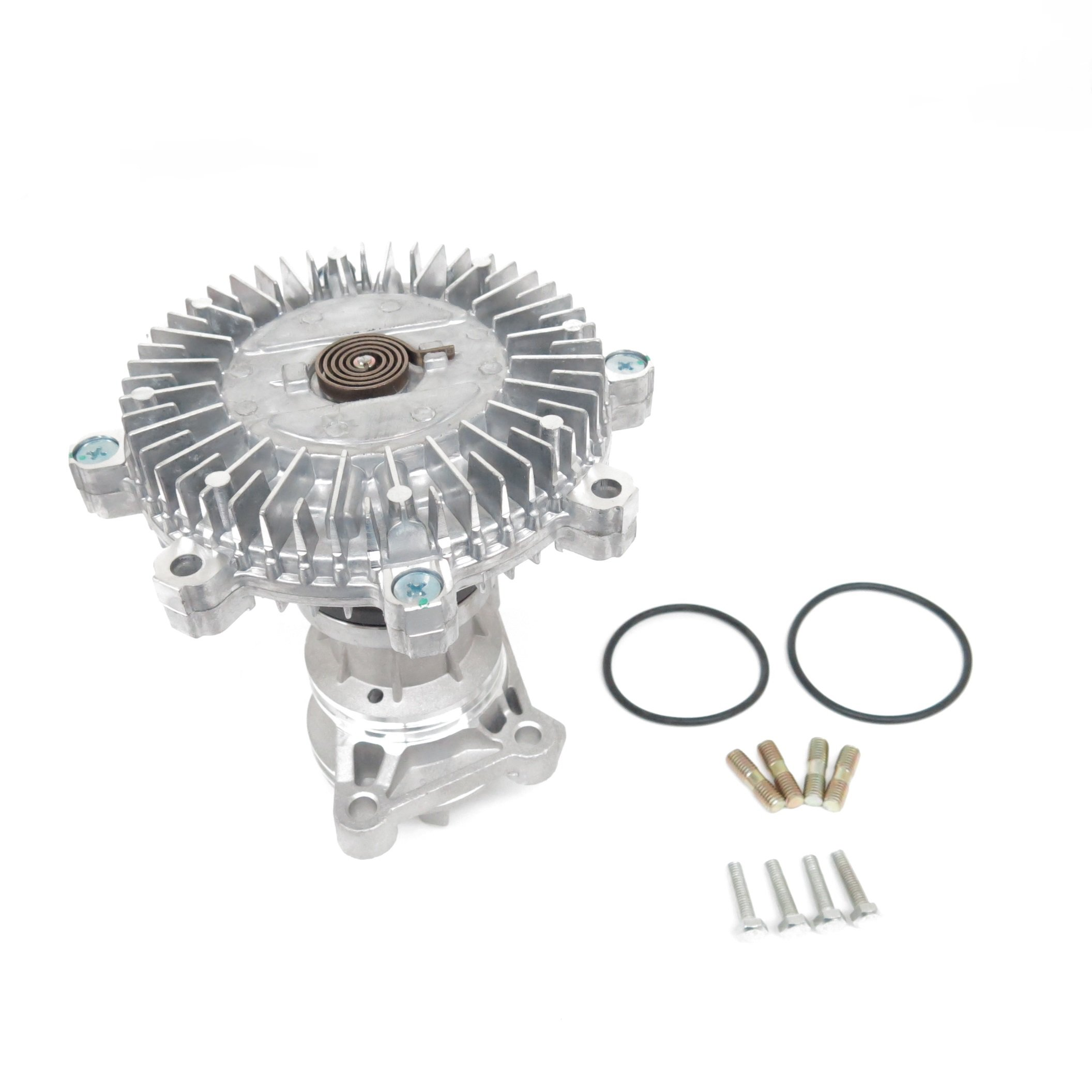 88-93 Chevy Pick Up 1500 4.3L 5.7L 100/% New Tested Water Pump /& Fan Clutch