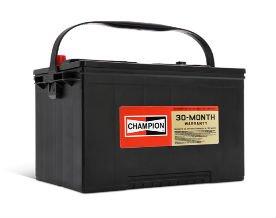 Champion® Automotive Batteries
