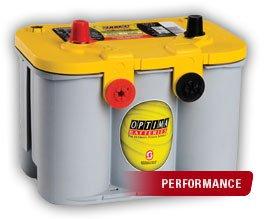 Optima® Sealed Automotive Batteries