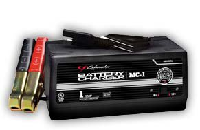 Schumacher® MC-1 amp manual battery charger