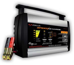Schumacher® SC-1000A Speedcharge 10/6/2 AMP Automatic Battery Charger