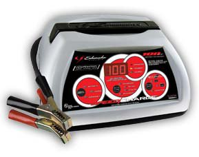 Schumacher® SC-10030a SpeedCharge Fully Automatic Microprocessor Controlled Battery Charger w/Engine Start Assistance