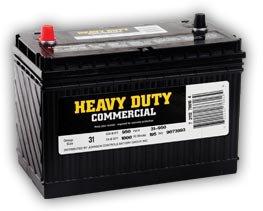 Prostart® Heavy Duty Commercial Battery