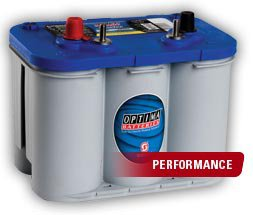 Optima® Bluetop™ Deep Cycle Battery
