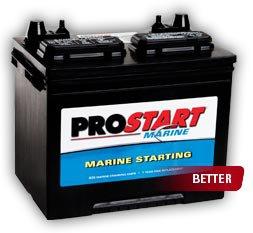 Prostart® Marine Battery